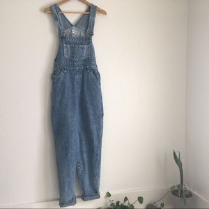Abigail Aldrich Dungaree Style Tapered Bib Overall